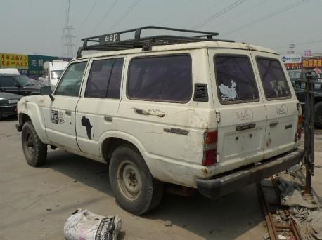 Toyota Land Cruiser 60 Series