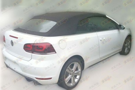 Volkswagen GTI Cabriolet coming to China