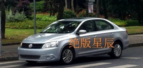 New Volkswagen Santana will be launched in China late this year
