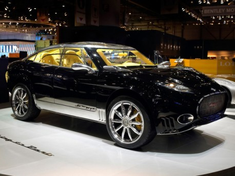 Spyker Youngman