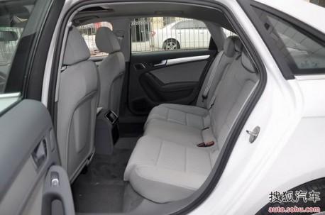 New Audi A4L hits the China auto market
