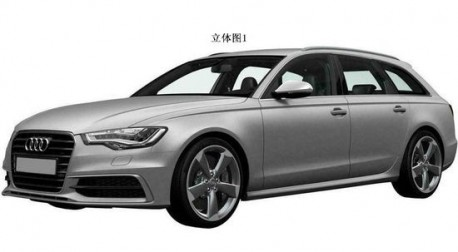 Audi A6 Avant will come to China