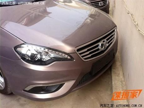 Beijing Auto Shenbao D280