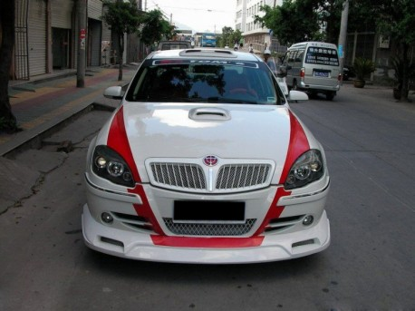 Brilliance BS4 with a Body Kit