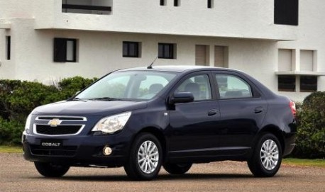 Chevrolet Cobalt to come to China