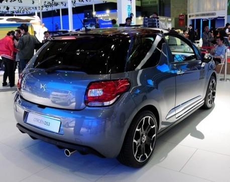 Citroen DS3 launched in China