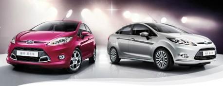 Ford Fiesta China