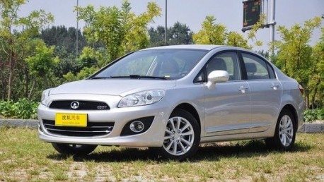 Great Wall C50 will get a CVT in China