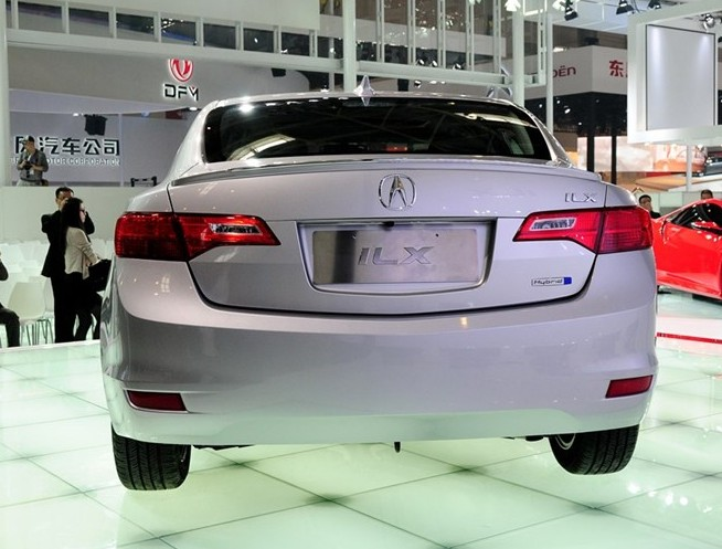 Honda Acura ILX Will Hit The China Auto Market In December