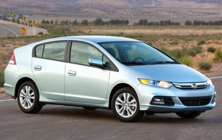 Honda Insight to come to China