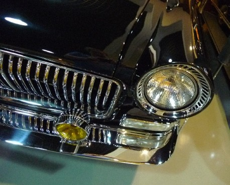 Sanhe Classic Car Museum: Hongqi CA773