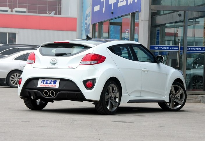 Hyundai Veloster Turbo Launched On The China Auto Market