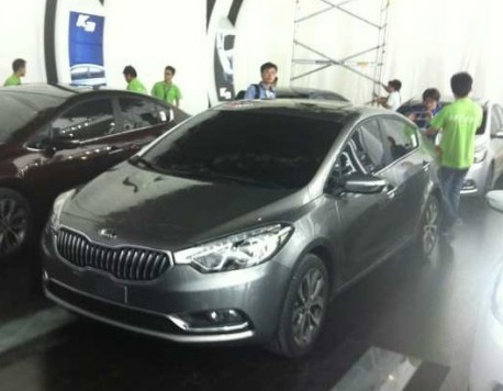 Chengdu Auto Show Preview: Kia K3 arrives in China