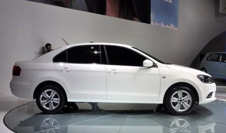 new Volkswagen Jetta debuts in China