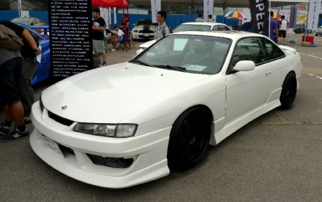 Nissan 240SX is Pimped in China