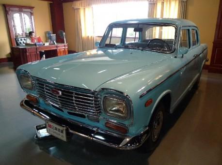 Sanhe Classic Car Museum: Shanghai SH760A