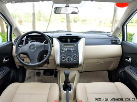 Dongfeng-Nissan Venucia R50 for China
