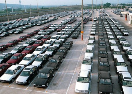 Volkswagen inventories China