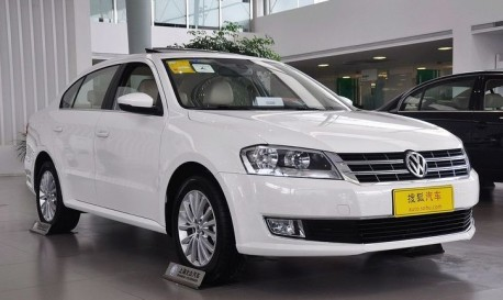New Volkswagen Lavida China