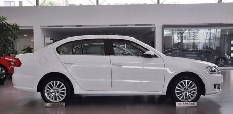 New Volkswagen Lavida China