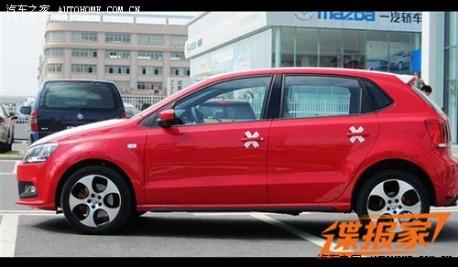 Fake Volkswagen Polo GTI China