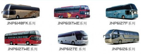 Youngman Bus China