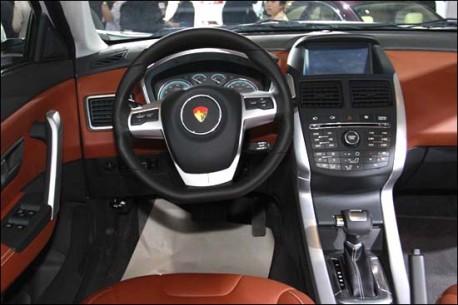 Youngman-Lotus T5 SUV