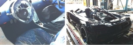 Koenigsegg Agera R BLT arrives in China