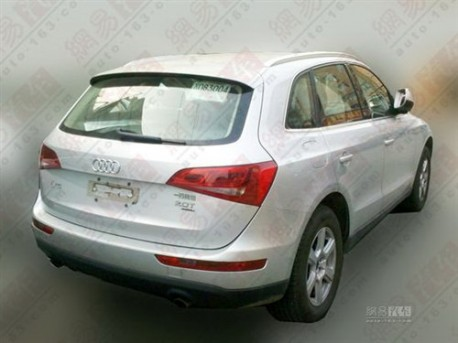 Audi Q5 goes cheap in China