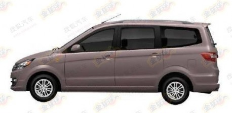 new mini MPV from Beijing Auto