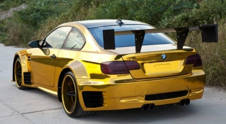 BMW M3 goes Completely Mad in China