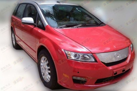 Spy Shots: BYD e6 texi gets ready for Hong Kong