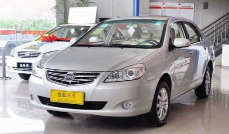 BYD G3 will get a 1.5 Turbo in China