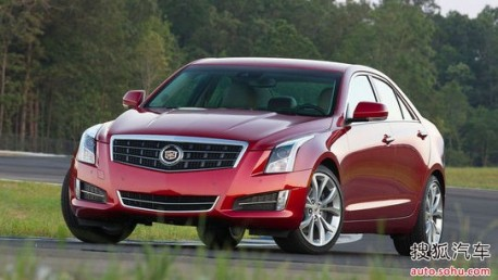 Cadillac ATS will be made in China from late 2013