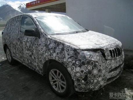 Chery Riich X3 SUV