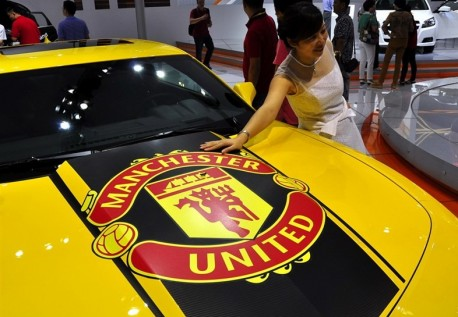 Chengdu Auto Show: Joel Ewanick was Right about Football