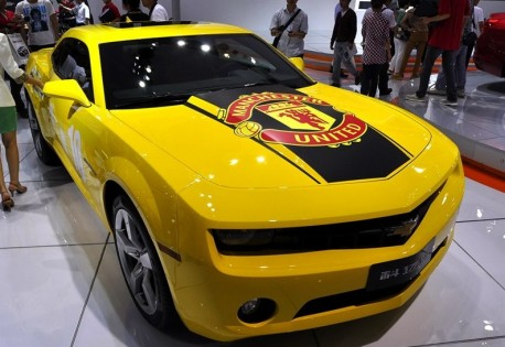 Chengdu Auto Show: Joel Ewanick was Right about Football