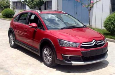 Citroen C4 Cross is Trendy in China