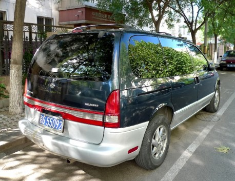 Spotted in China: Dongfeng-Fengshen EQ6482