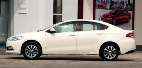 Fiat Viaggio hits the Chinese auto market