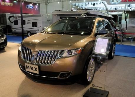Chengdu Auto Show: Lincoln arrives in China but not Really