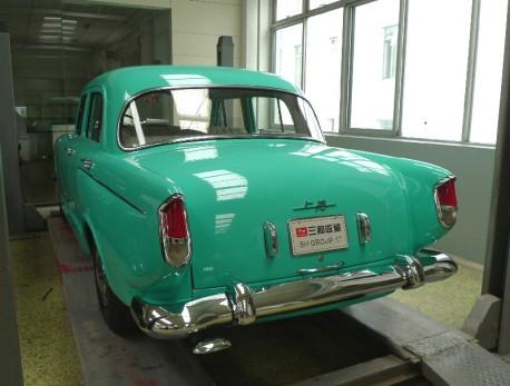 Sanhe Classic Car Museum: Shanghai SH760