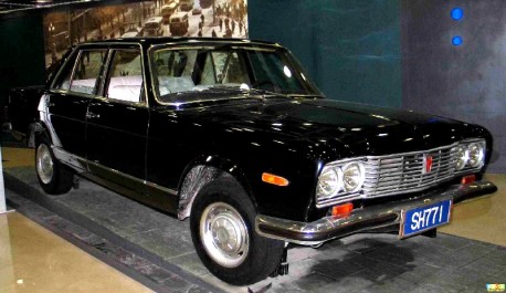 China Car History: the Shanghai SH771