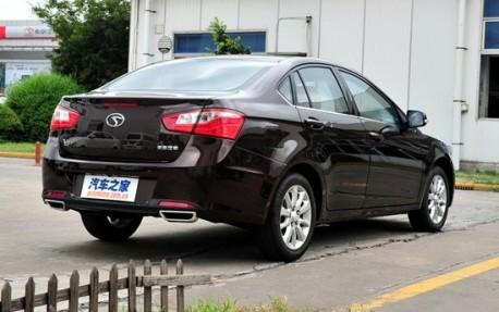 SouEast V5 Lingzhi hits the China auto market