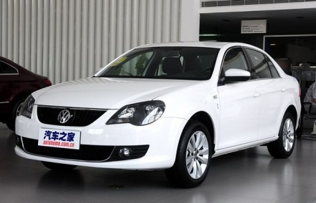 Facelifted Volkswagen Bora launched in China