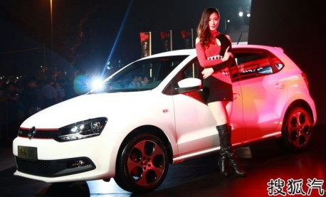 Volkswagen Polo GTI launched in China
