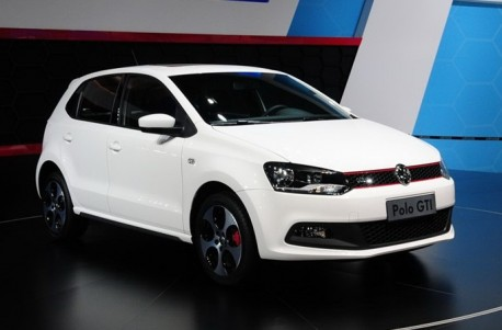 Chengdu Auto Show: China-made Volkswagen Polo GTI hits the floor