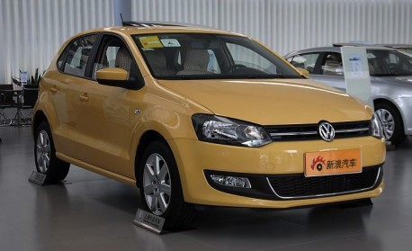 Volkswagen Polo China