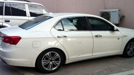 Beijing Auto Shenbao D280 will hit the China auto market in December