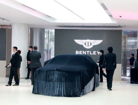 China will be the biggest market worldwide for Bentley and Porsche this year